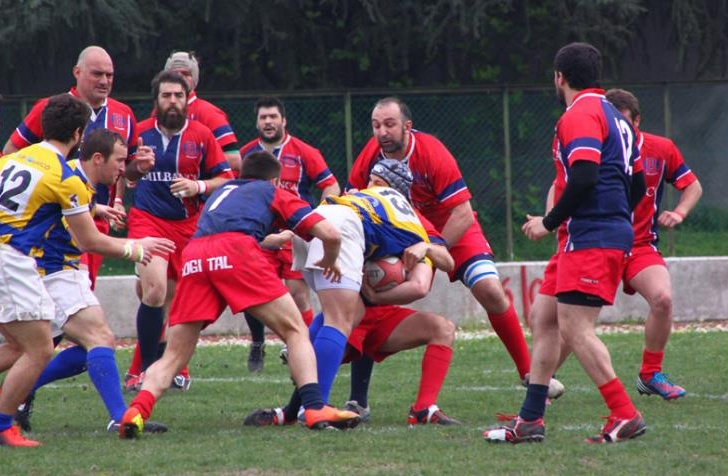 Parma Rugby vs Bologna Rugby 1928